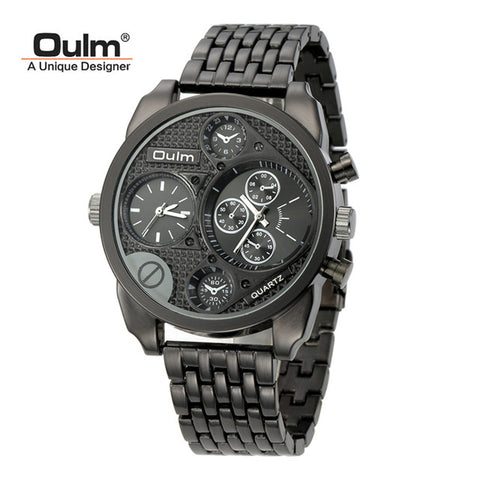Walton - Full Steel Military Watches For Men