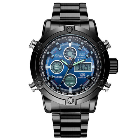 DomRaider - 50m Water-resistant Military Watches For Men