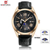Synereo - Water-resistant Wristwatch For Men