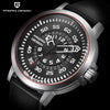 Gulden- Hollow Calendar Watches For Men