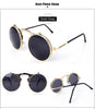 Retro Steampunk Googles Sunglasses