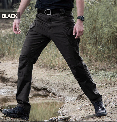 The Bango- Military Tactical Pants with Pockets For Men