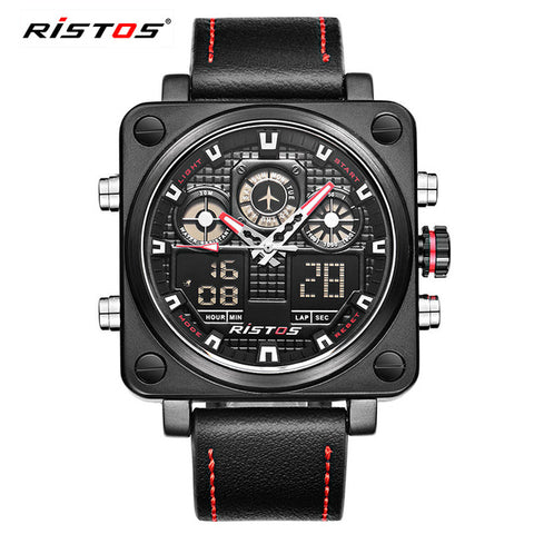 Revolver - Chronograph Multifunction Sports Watches