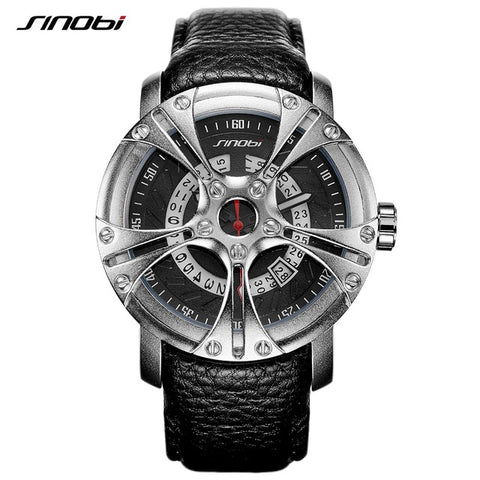 Epos™ - Car Wheel Sports Quartz Watches