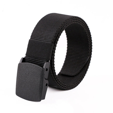 Best Men Belt Snap  outdoors casual  Military training