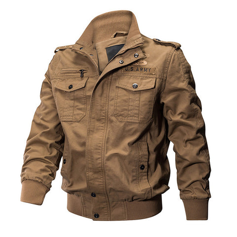 Men Military Jacket Tactical