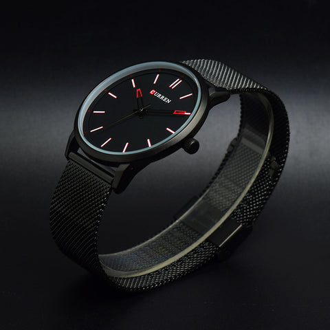 CURREN Man Watch 2017 Men Watches Top Brand Luxury