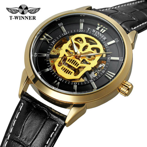 Zilap - 3D Pirate Skull Dial Watches