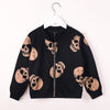 Spull - Kids clothes Girls Boys Jackets fashion Skull Children Clothing