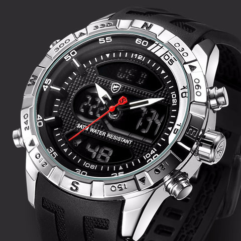 Hooktooth SHARK Sport Watch for Men