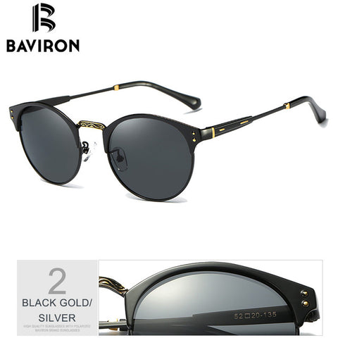 BARON Sunglasses Man Designer New Modern