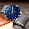 NGLION -  Fashion Simple Men Watch Top Brand Luxury