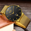 Reloje - Luxury Men Watches Men Business Quartz Watch