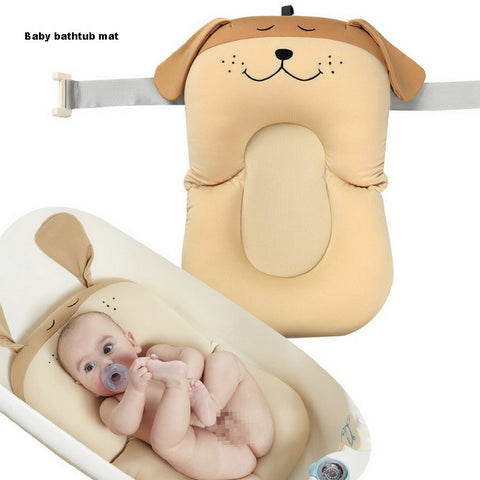 Cartoon Dog Baby Bath