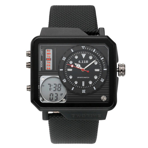 Garax™- Unique Square Water-resistant Sport Watches For Men