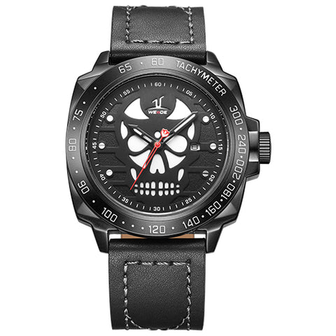 Pundi -Skull watch men