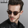 Danbi -  New Fashion Half Frame Polarized Sunglasses Men