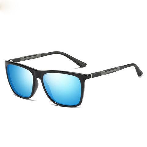 Lanz -  Square Men's Polarized Sunglasses Night Vision