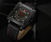 Hancir -  Men's Quartz Watch Leather relogio masculino