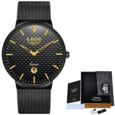 Lige Snake - Premium Automatic Steel Watch
