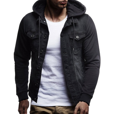 HEFLA Jacket Men Autumn Windbreaker