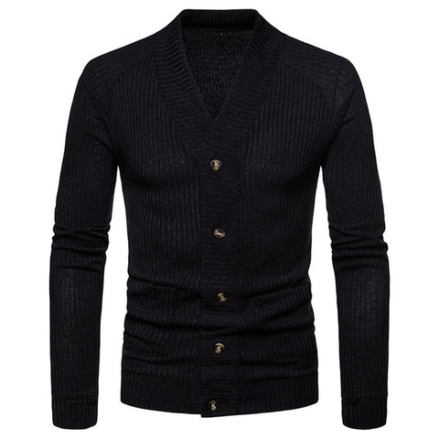 HiTong Sweater Jumper Men Autumn Winter