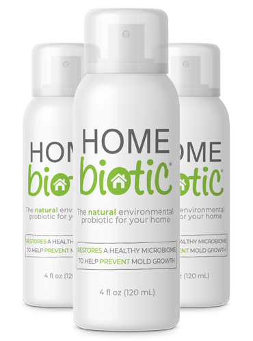 Homebiotic - 3 Bottles