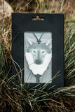 Reflective jewellery - Wolf - Dark Aid