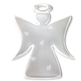 Soft Reflector Pendant - White Angel