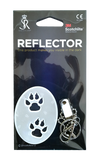 Soft Reflector Pendant - Secret Paws