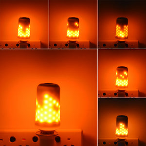 Flickering Flame LED Bulb