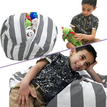 Stuff-Sit Bean Bag Storage
