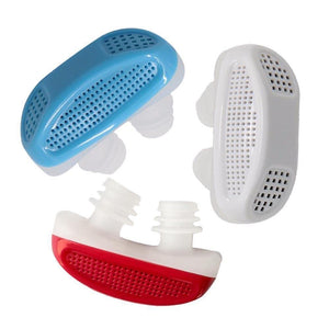 Anti-Snoring & Air Purifier Device