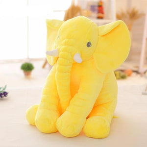 Cute Baby Elephant Pillow