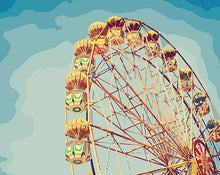 Dream Ferris Wheel - PicArtSo™ Paint-by-Number Kit