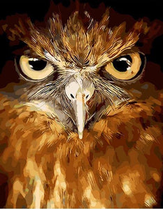 Eagle Eyes - PicArtSo™ Paint-by-Number Kit