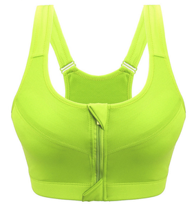 Game Changer Adjustable Fitness Sports Bra Top