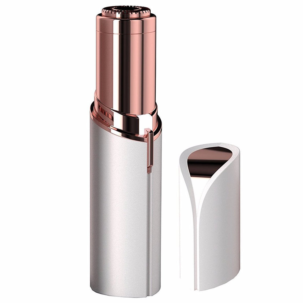BeautifyMe™ Rose Gold-Plated Epilator