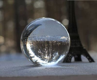 Lensball™ Spherical Crystal Photography Lens