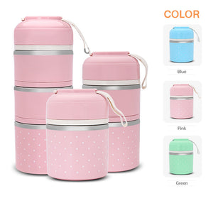 Leak-Proof Thermal Lunch Box