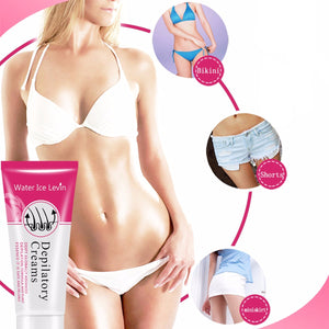 Water Ice Levin - Painless Hair Removal Cream