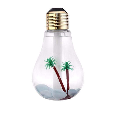 Stylish Light Bulb Oil Diffuser