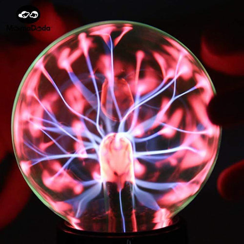 Plasma Flashlight Ball
