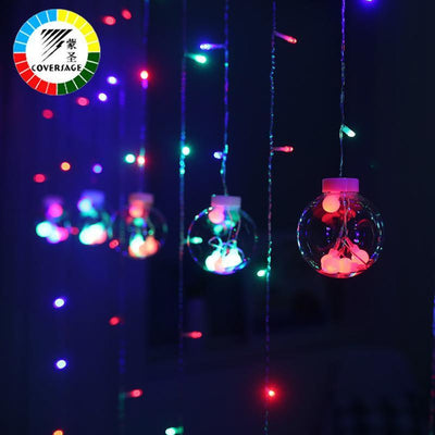 Fairy Land LED Coversage