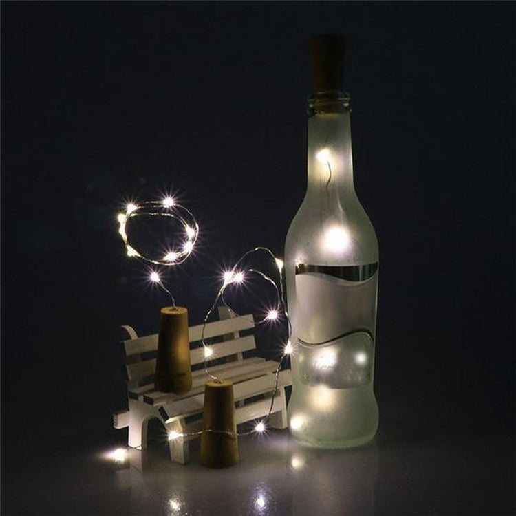 Wine Bottle Fairy LED Lamp