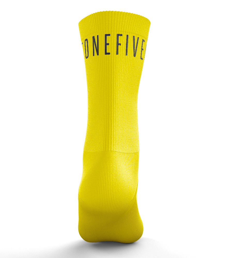 Calcetines ciclismo ONFIRE Yellow