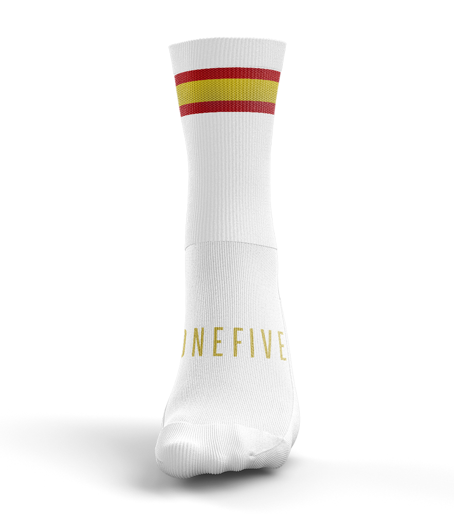Calcetines ciclismo ESP White