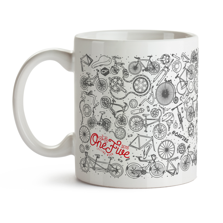 Taza OF Doodle