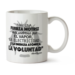 Taza OF Einstein