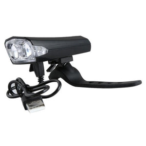 USB Rechargeable Front LED Bike Headlight